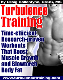 turbulence training fat loss system