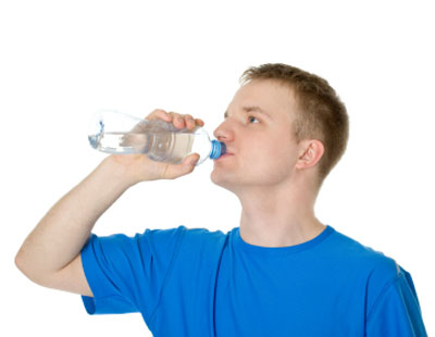 how to increase water absorption