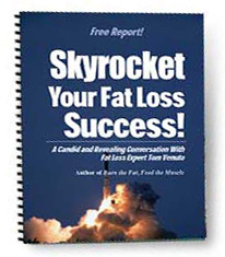 free report skyrocket your fat loss success