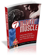 7 minute muscle workout program
