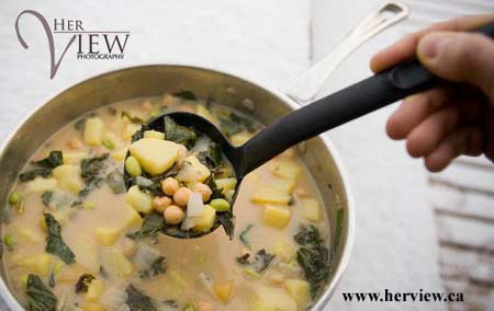 Whole Story » Blog Archive » Cooking for One with Packaged Soups